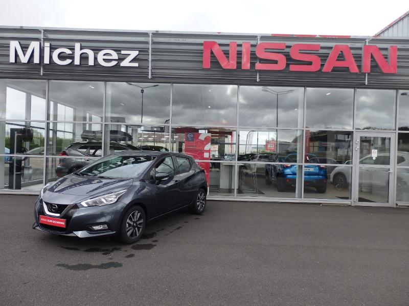 NISSAN Micra 0.9 IG-T 90ch Made In France