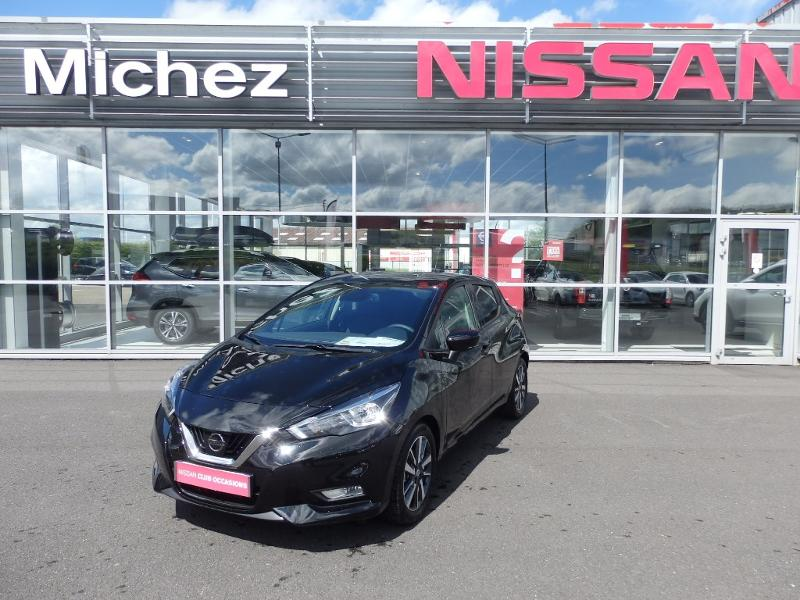 NISSAN Micra 1.0 IG-T 100ch N-Connecta 2018