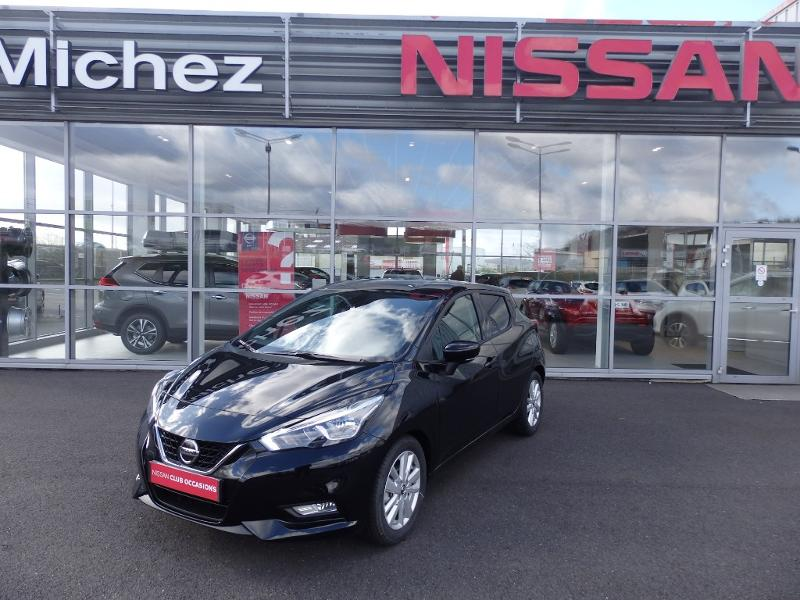 NISSAN Micra 1.0 IG-T 100ch N-Connecta Xtronic 2019