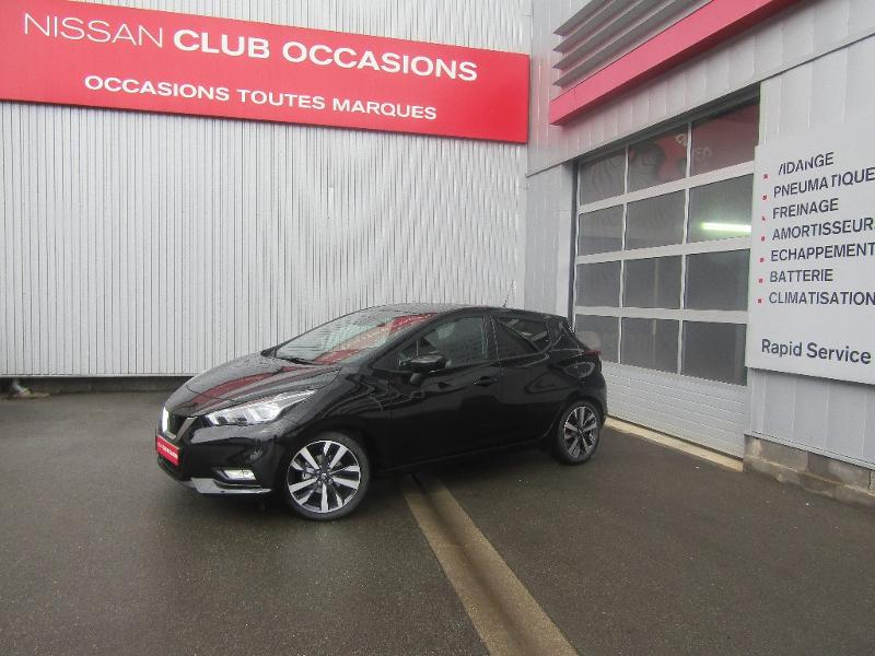 NISSAN Micra 1.0 DIG-T 117ch N-Connecta 2019