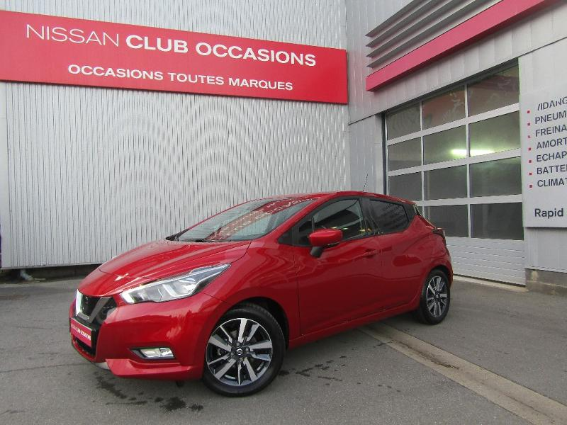 NISSAN Micra 1.5 dCi 90ch N-Connecta 2018 Euro6c