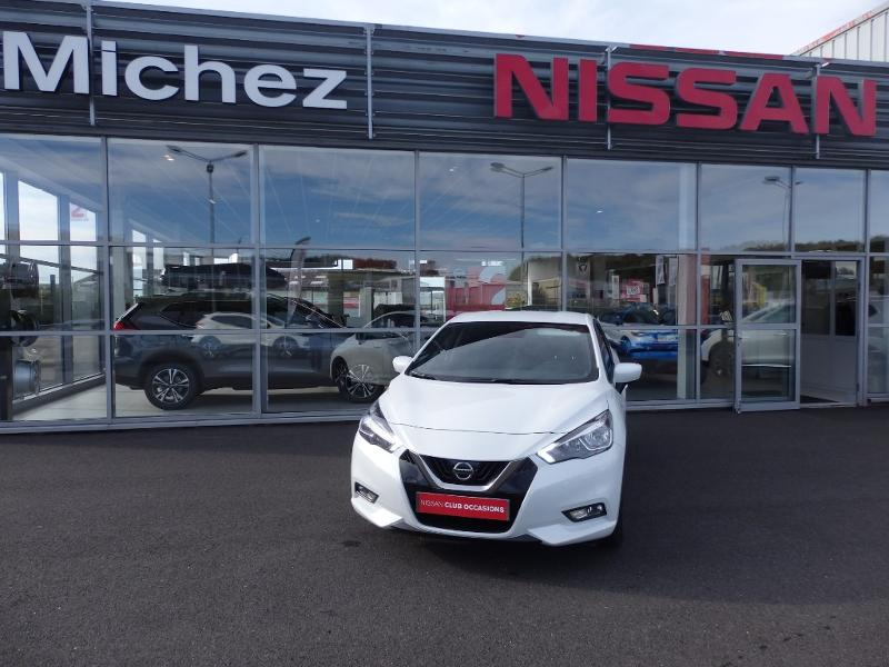 NISSAN Micra 1.5 dCi 90ch N-Connecta 2018