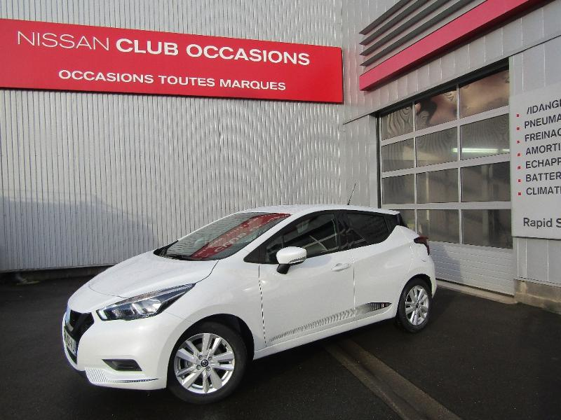 NISSAN Micra 1.0 IG-T 100ch Made in France 2019 Euro6-EVAP