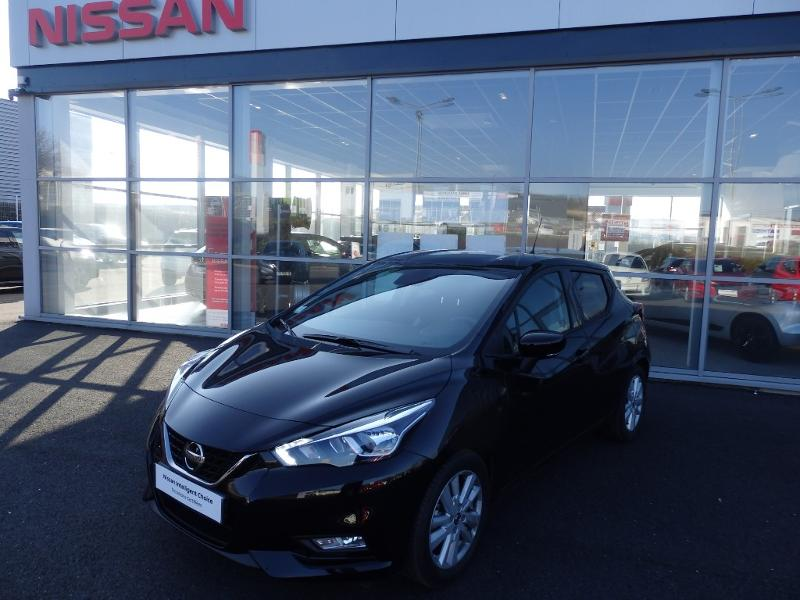 NISSAN Micra 1.0 IG-T 100ch N-Connecta Xtronic 2020
