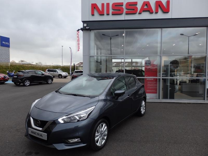NISSAN Micra 1.0 IG-T 100ch N-Connecta 2019