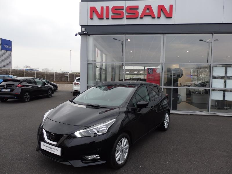NISSAN Micra 1.0 IG-T 100ch N-Connecta 2020