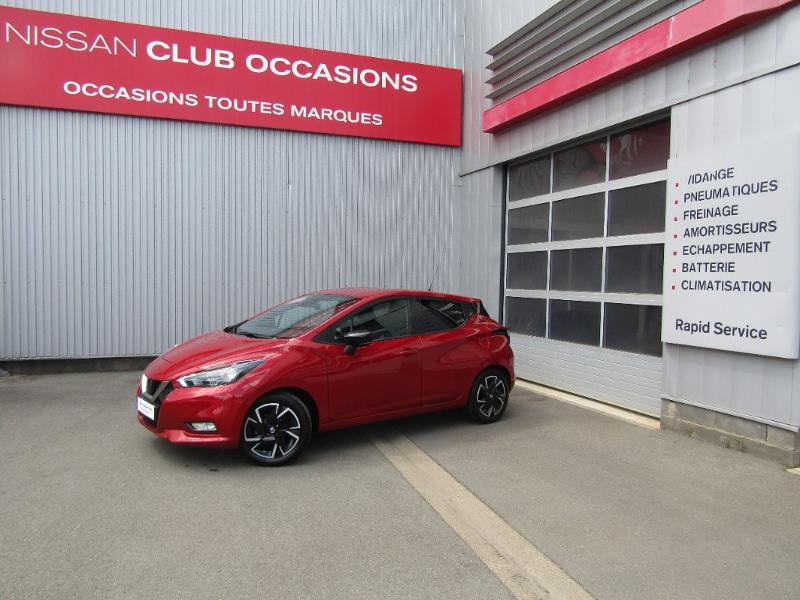NISSAN Micra 1.0 IG-T 92ch Made in France 2021
