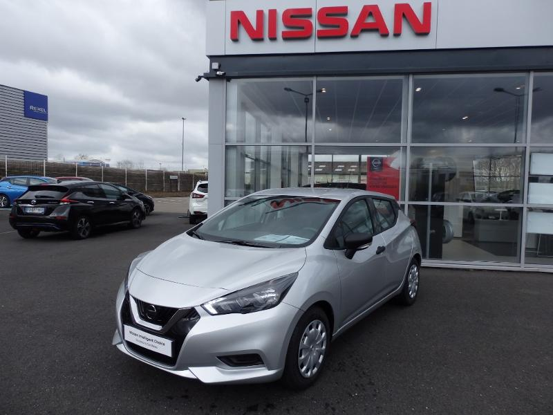 NISSAN Micra 1.0 IG-T 92ch Visia Pack 2021