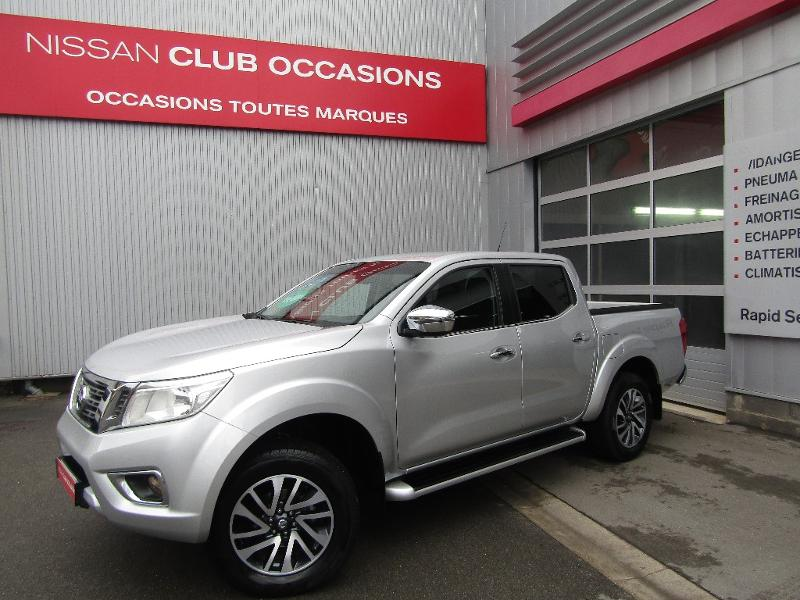 NISSAN Navara 2.3 dCi 190ch Double-Cab N-Connecta