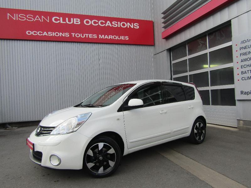 NISSAN Note 1.4 88ch Connect Edition