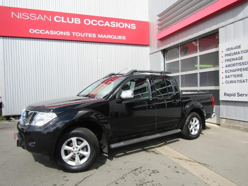 NISSAN Navara 2.5 dCi 190ch Double-Cab Business
