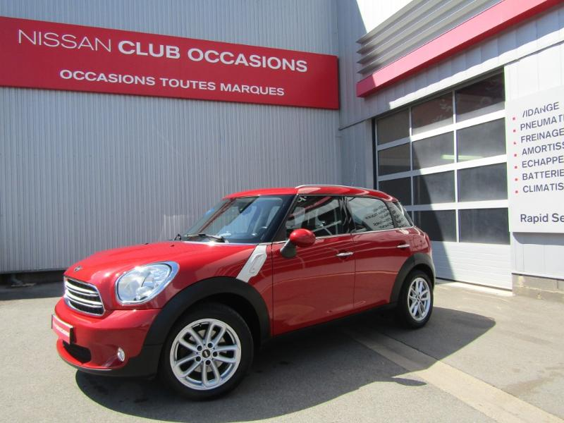 MINI Countryman Cooper D 112ch Pack Chili