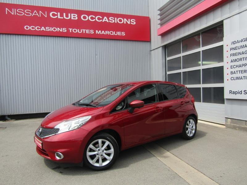 NISSAN Note 1.2 DIG-S 98ch Tekna CVT Euro6