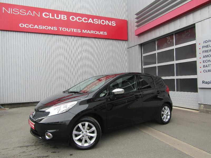 NISSAN Note 1.5 dCi 90ch Tekna