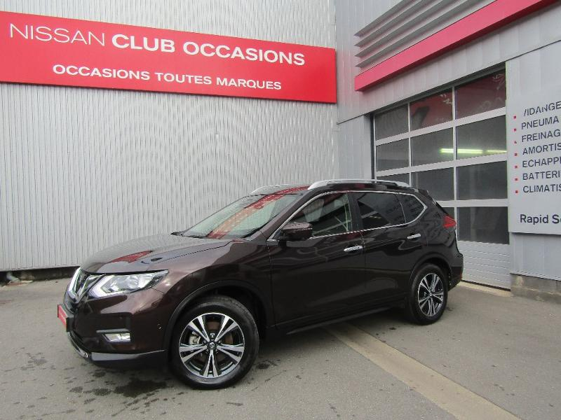 NISSAN X-Trail 1.6 dCi 130ch N-Connecta All-Mode 4x4-i 7 places