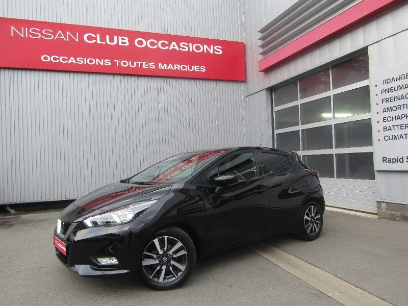 NISSAN Micra 0.9 IG-T 90ch N-Connecta
