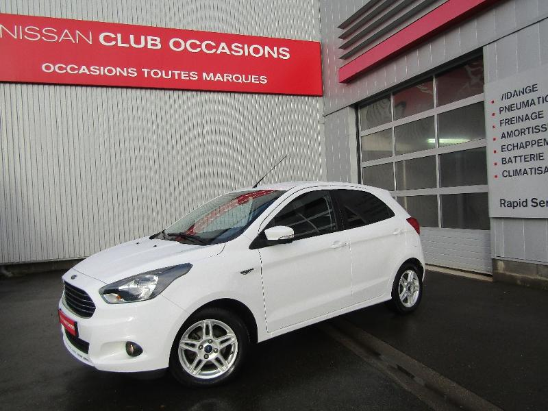 FORD Ka+ 1.2 Ti-VCT 85ch Ultimate
