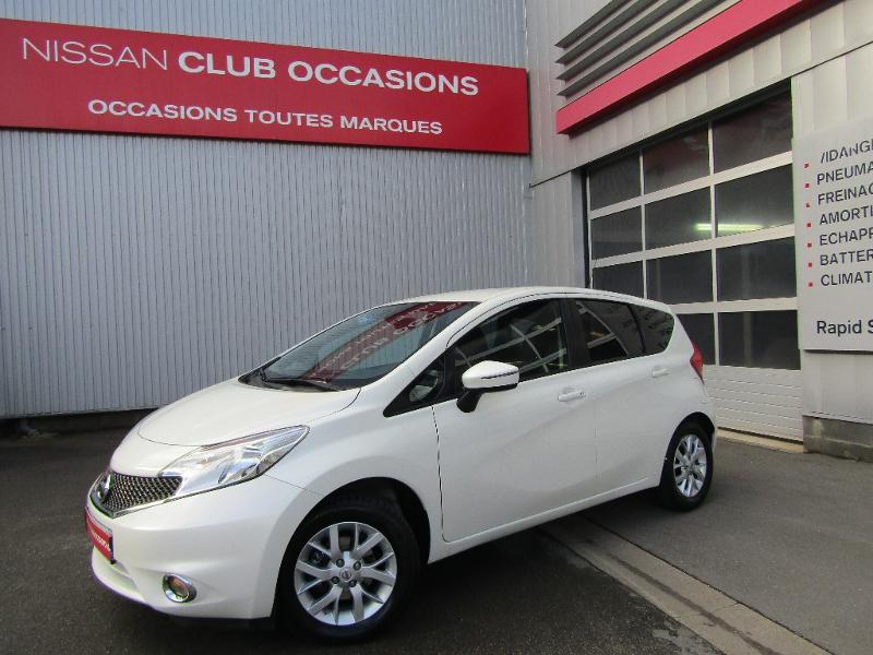 NISSAN Note 1.5 dCi 90ch Connect Edition Euro6