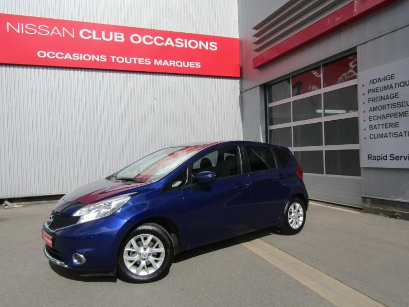 NISSAN Note 1.5 dCi 90ch N-Connecta Euro6