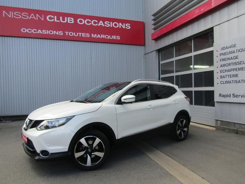 NISSAN Qashqai 1.6 dCi 130ch Connect Edition All-Mode 4x4-i Euro6