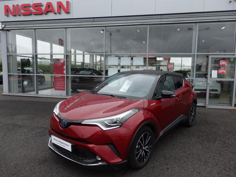 TOYOTA C-HR 122h Collection 2WD E-CVT