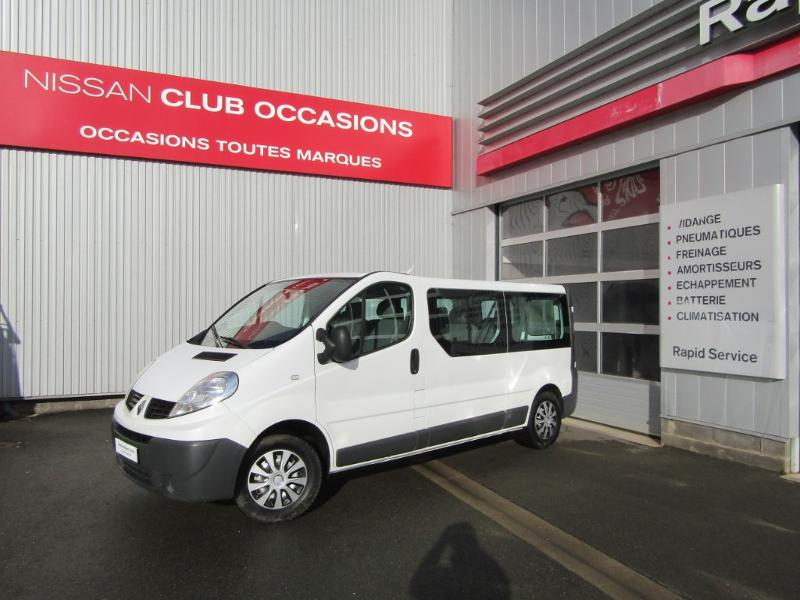RENAULT Trafic Passenger 2.0 dCi 90ch Grand Authentique