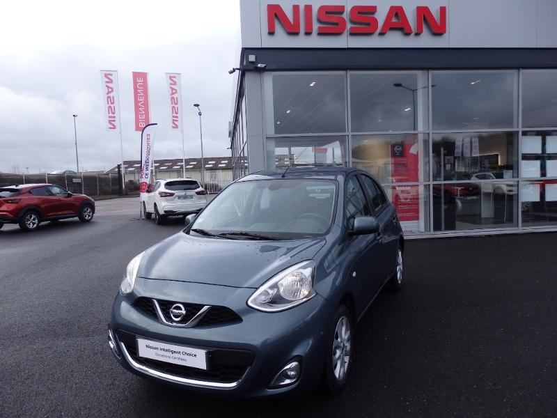 NISSAN Micra 1.2 DIG-S 98ch Connect Edition