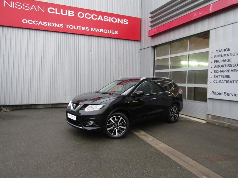 NISSAN X-Trail 1.6 dCi 130ch Connect Edition All-Mode 4x4-i Euro6 7 places