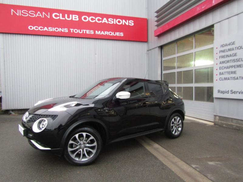 NISSAN Juke 1.2 DIG-T 115ch Connect Edition Euro6
