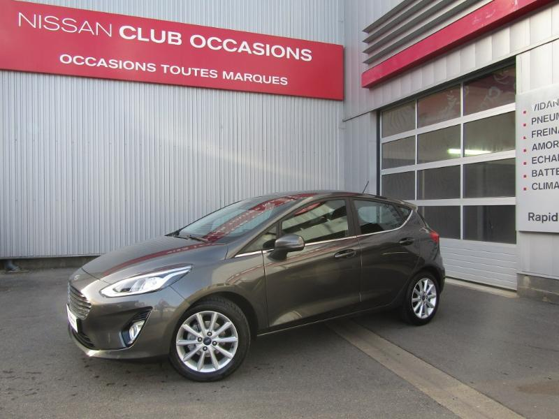 FORD Fiesta 1.0 EcoBoost 100ch Stop&Start B&O Play First Edition 5p