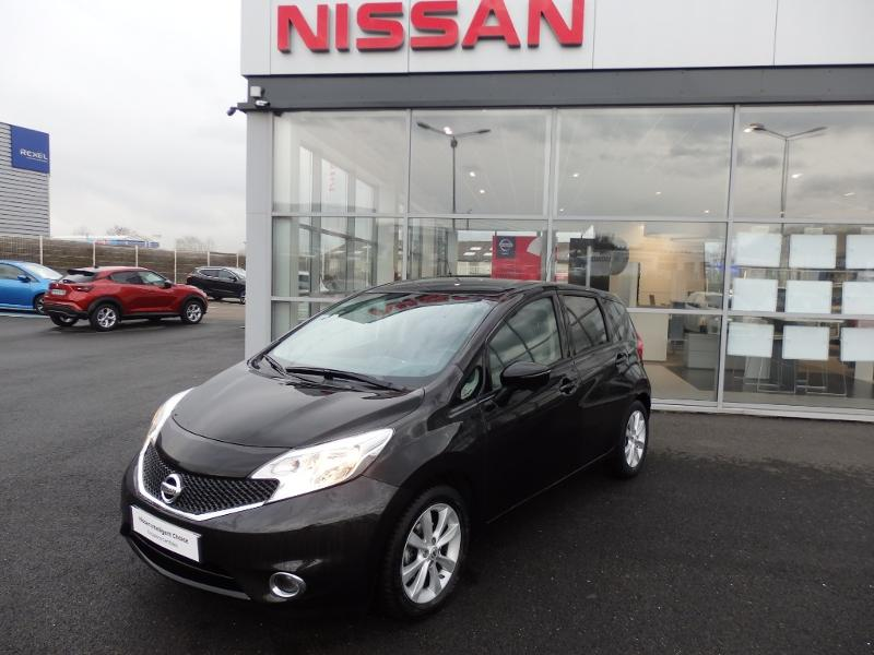 NISSAN Note 1.5 dCi 90ch Tekna Euro6