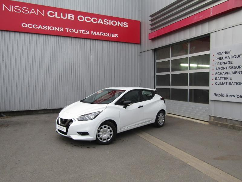 NISSAN Micra 0.9 IG-T 90ch Visia Pack
