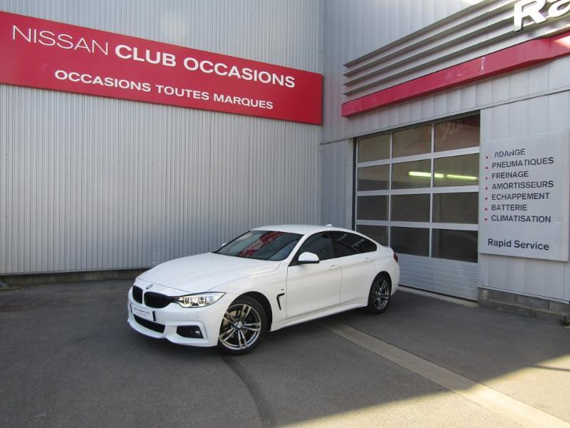 BMW Serie 4 Gran Coupe 420dA xDrive 190ch M Sport