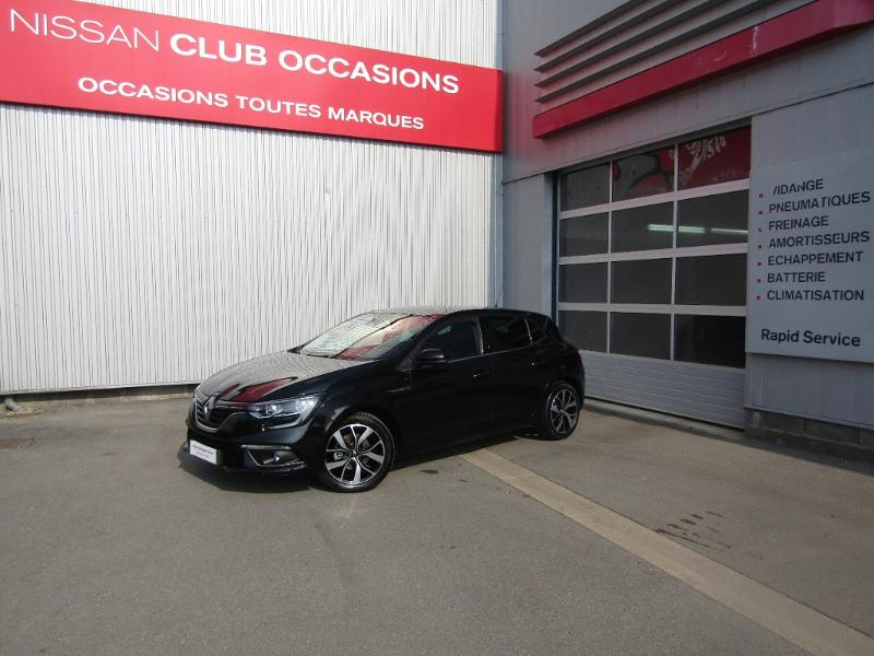 RENAULT Megane 1.5 dCi 110ch energy Limited