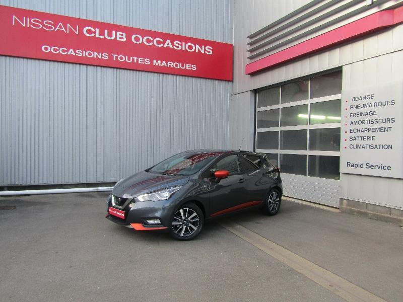 NISSAN Micra 1.5 dCi 90ch N-Connecta