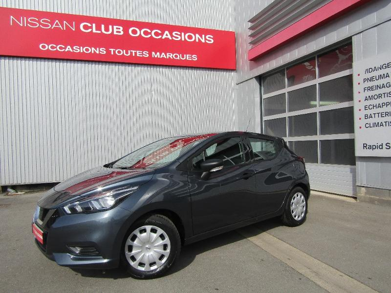 NISSAN Micra 1.5 dCi 90ch Visia Pack